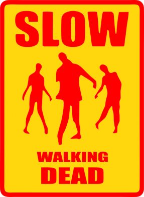 ����� ������ Slow walking dead - FatLine