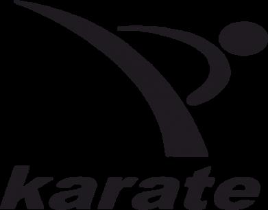 Принт Женская толстовка Karate - FatLine