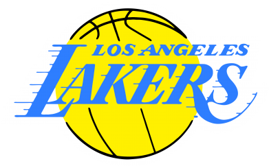 Принт Футболка Los Angeles Lakers - FatLine