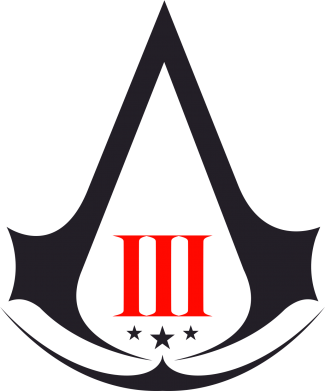 Принт Подушка Assassin's Creed lll - FatLine