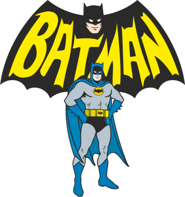 ����� ������� �������� Batman Hero - FatLine