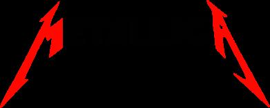 Принт Детская кепка Металлика - FatLine