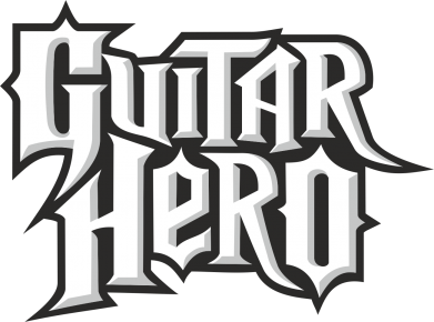 ����� ������� �������� � V-�������� ������� Guitar Hero - FatLine