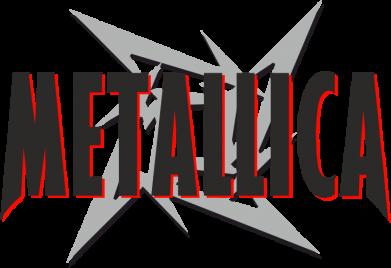 Принт Женская футболка Metallica Logo - FatLine