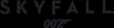 Принт Коврик для мыши Skyfall 007 - FatLine