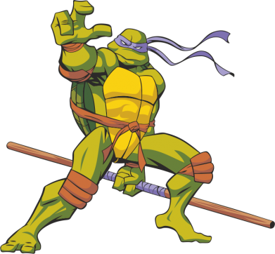 ����� ������ ��� ���� Donatello - FatLine