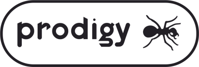 Принт Подушка Prodigy Logo - FatLine