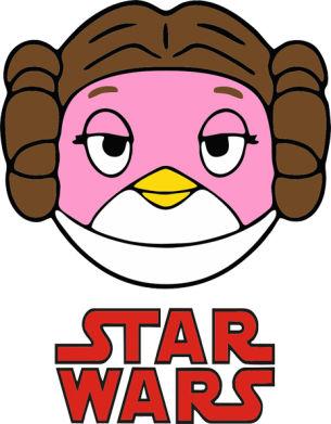 ����� �����-��������� Angry Birds Star Wars 2 - FatLine