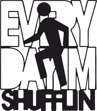 ����� ������� ��������  � V-�������� ������� Every Day I'm shufflin - FatLine
