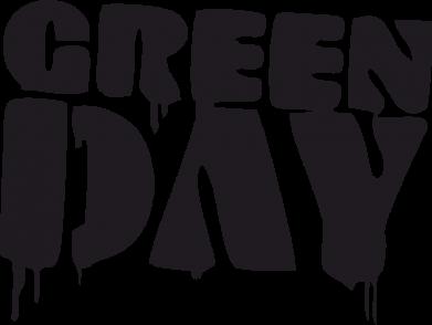 Принт Фартук Green Day - FatLine
