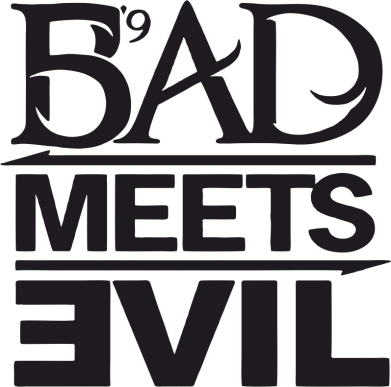 ����� �������� ���� Bad Meets Evil - FatLine