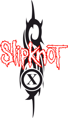Принт Фартук Slipknot Music - FatLine