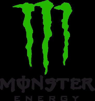 Принт Фартук Monster Energy Classic - FatLine