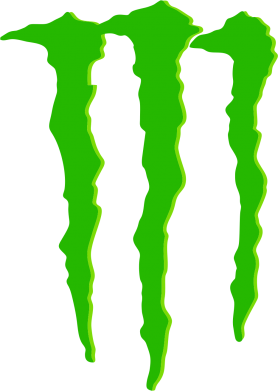 Принт Фартук Monster Lines - FatLine