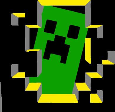 ����� ��������� � ������� ������� Minecraft 3D - FatLine