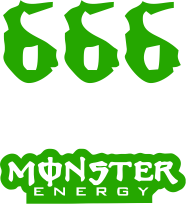 ����� ������ Devil Monster Energy - FatLine