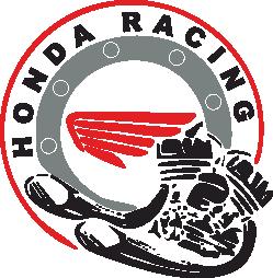 Принт Фартук Honda Racing - FatLine