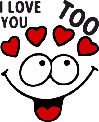 ����� ������� ��������  � V-�������� ������� I love you too - FatLine