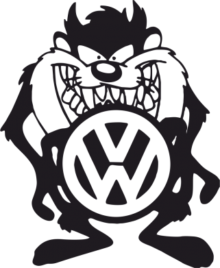 ����� ������� ��������  � V-�������� ������� ���������� ������ Volkswagen - FatLine