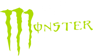 Принт Толстовка Monster Monday Rock - FatLine