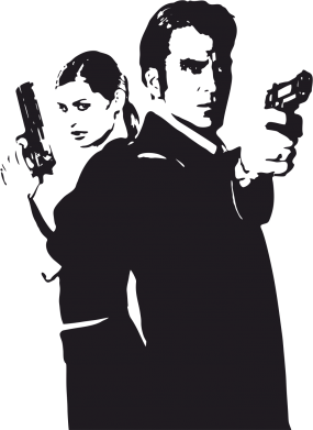 ����� �������� ���� Max Payne 2 - FatLine