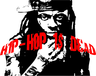 ����� ������� �������� Hip Hop is dead Lil Wayne - FatLine