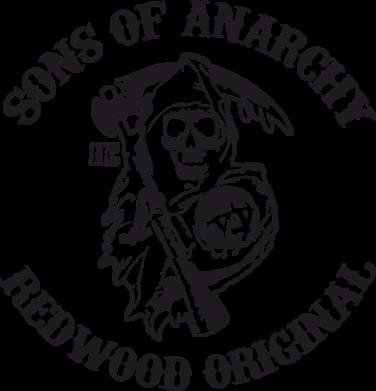 Принт Фартук Sons of Anarchy - FatLine