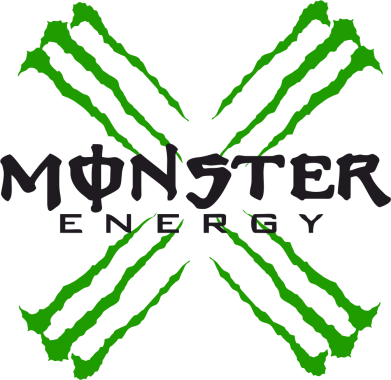 Принт Кепка-тракер Monster Energy X4 - FatLine