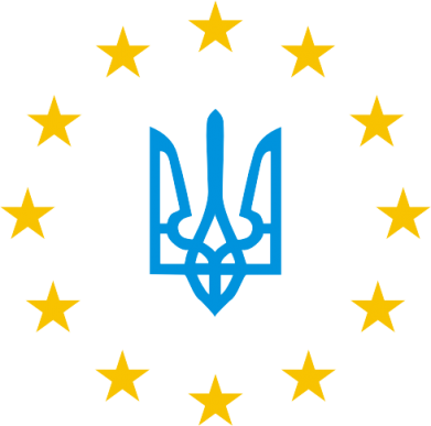 Принт Кепка-тракер ЕвроУкраїна - FatLine