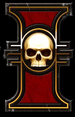Принт Тельняшка с длинным рукавом инквизиция warhammer - FatLine