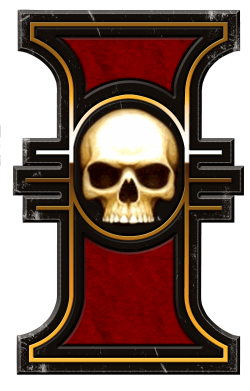 Принт Подушка инквизиция warhammer - FatLine