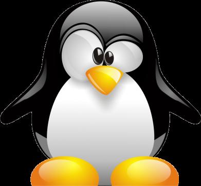Принт Женская футболка Пингвинчик - FatLine