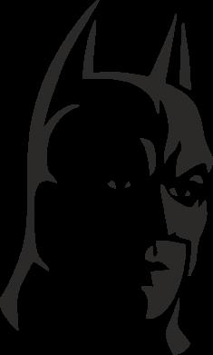 Принт Фартук Batman Hero - FatLine