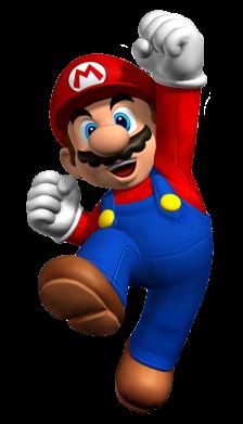 Принт Мужская майка Brother Mario - FatLine