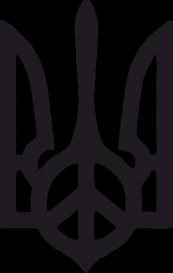 Принт Майка-тельняшка Ukraine Peace - FatLine