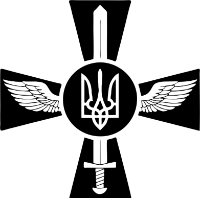 Принт Штаны Меч, крила та герб - FatLine