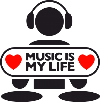 ����� ������� �������� Music is my life - FatLine