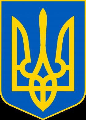 Принт Футболка Герб неньки-України - FatLine