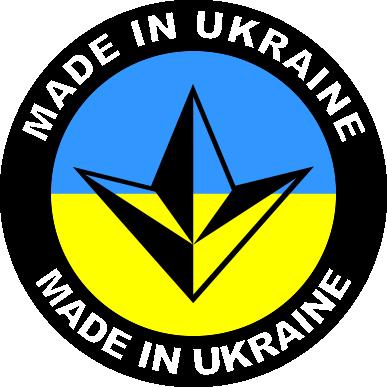 Принт кепка Made in Ukraine - FatLine