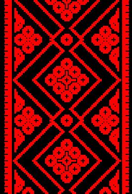 Принт Детская футболка Вишиванка - FatLine
