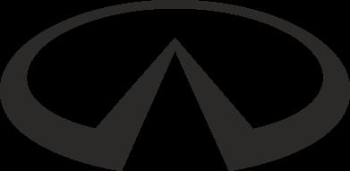Принт Женская толстовка Infiniti logo - FatLine