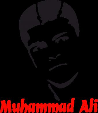 Принт Коврик для мыши Muhammad Ali - FatLine