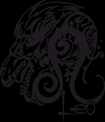 Принт Детская футболка Leo (Лев) - FatLine