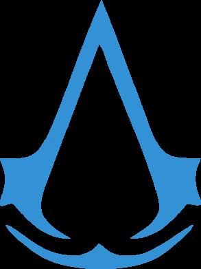 Принт Мужская майка Assassin's Creed - FatLine