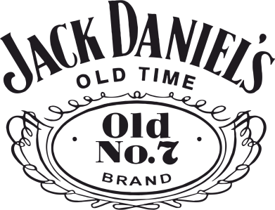 Принт Фартук Jack Daniel's Old Time - FatLine