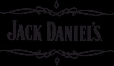 ����� ������ ��� ���� Jack Daniel's Logo - FatLine