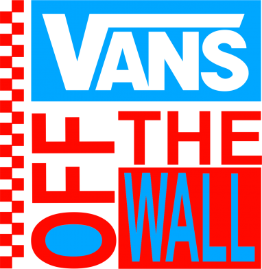Принт Футболка Vans of the walll - FatLine