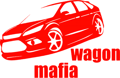Принт Реглан Wagon Mafia - FatLine