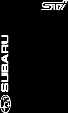 ����� ������� ����� Subaru STI Logo - FatLine
