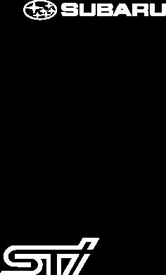 Принт Футболка Subaru STI лого - FatLine